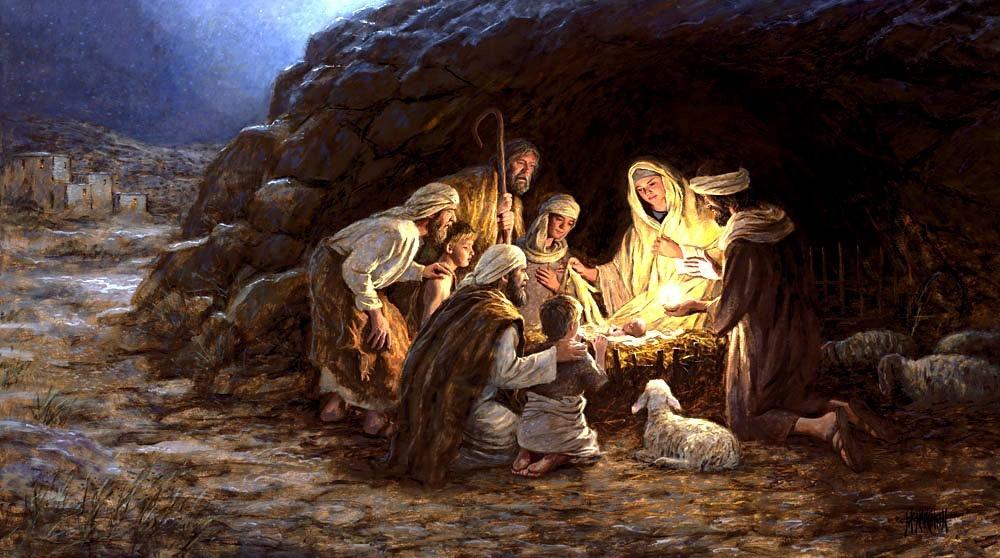 La Encarnación como una intensificación del pacto